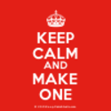 "Keep Calm Studio: Generator for custom Keep Calm and ... posters - Use the Keep Calm Poster maker to be creative "" Ke..."