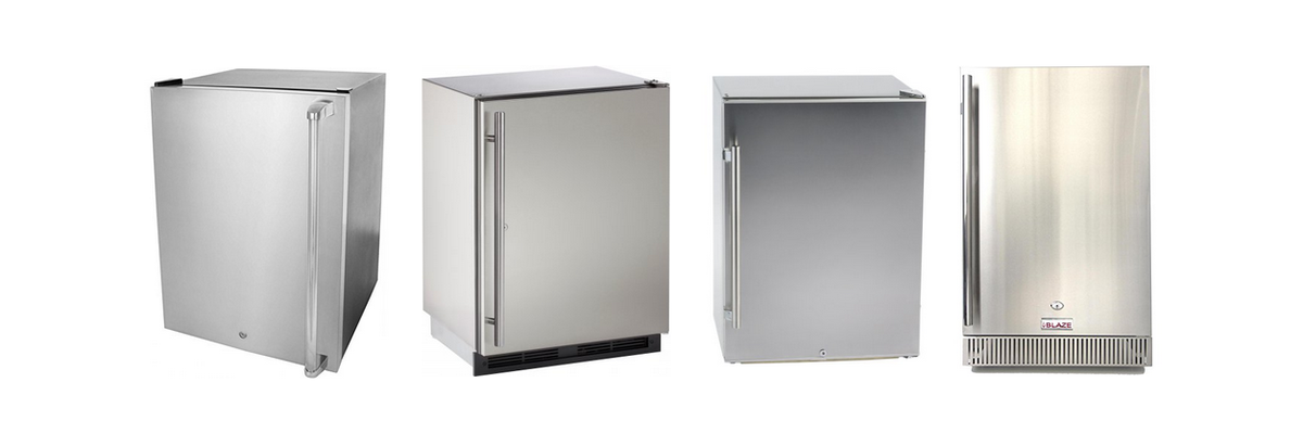 Outdoor Compact Refrigerators for Easy Entertaining