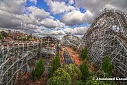 10 Most Beautiful and Abandoned Places in The World | Nara Dreamland, Japan