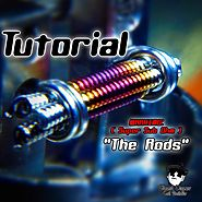 Ghost Vapor Coil artist | ``THE RODS`` ( TUTORIAL ) Super Sub Ohm