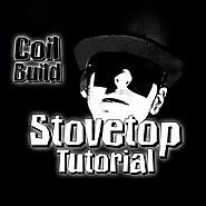 Ghost Vapor Coil artist | STOVETOP COIL TUTORIAL (Coil ,Mount, Fix, WICK )