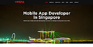 Top 10 Mobile App Development Companies in Singapore | Vinova