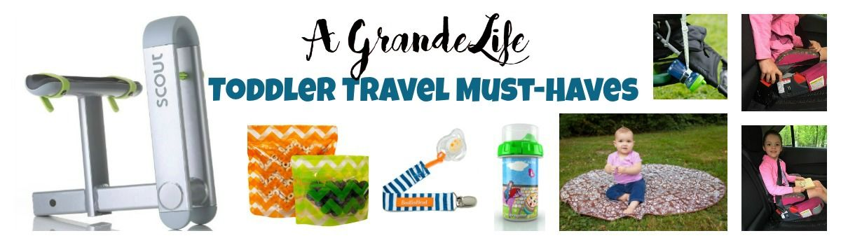 Headline for Toddler Travel Must Haves