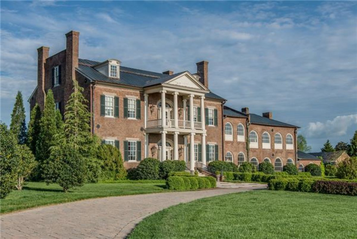 10 of the most expensive tennessee lake homes for Tennessee home builders