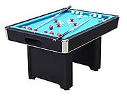 Playcraft Hartford Slate Bumper Pool Table