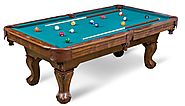 EastPoint Sports 87-Inch Brighton Billiard Table