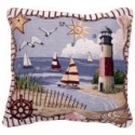 See ALL Best-Rated Nautical Throw Pillows Here