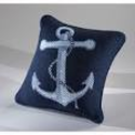 nautical themed throw pillows