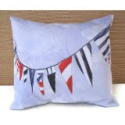 nautical flag throw pillows