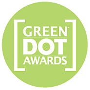 Accolades | 2013 Green Dot Awards - 2nd Place Winner - Industrial Products Category