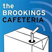 Podcasts Made by Nonprofit Organizations and Government Agencies (that aren't media focused) | Brookings Cafeteria Podcast
