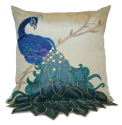 Peacock Throw Pillows