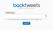 100 Twitter Tools | BackTweets