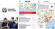 Singapore Government Mobile Apps | Police@SG
