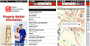 Singapore Government Mobile Apps | Property Market Information