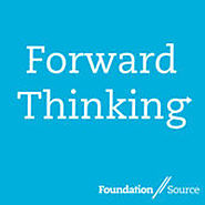 Podcasts about the Nonprofit Sector and Philanthropy | Forward Thinking by Foundation Source on iTunes