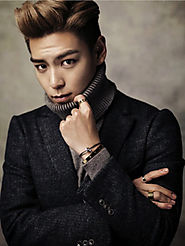 Top 10 Most Handsome Korean Star | T.O.P. (Choi Seung Hyun)