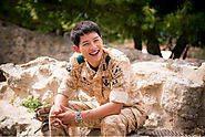 Top 10 Most Handsome Korean Star | Song Joong Ki