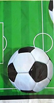 Soccer Party Tablecover