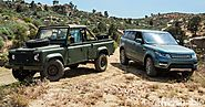 Industry News | On the road, and trail, with 30 years of diesel-powered Land Rovers