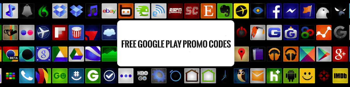 Free Google Play Promo Codes 2019 (updated daily) | A Listly