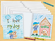 Spark Creativity this Summer | Blank Softcover Book - Set of 10 at Lakeshore Learning
