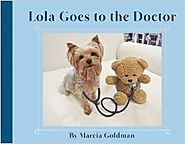 Summer Reading List for Kids | Lola Goes to the Doctor Hardcover