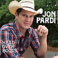 #15 Jon Pardi - Head Over Boots (Down 2 Spots)