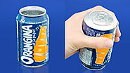 Podsumowanie Tygodnia 28.06 – 4.07.2016 | Orangina's Ingenious Upside-Down Can Forces You to Mix Up the Pulp