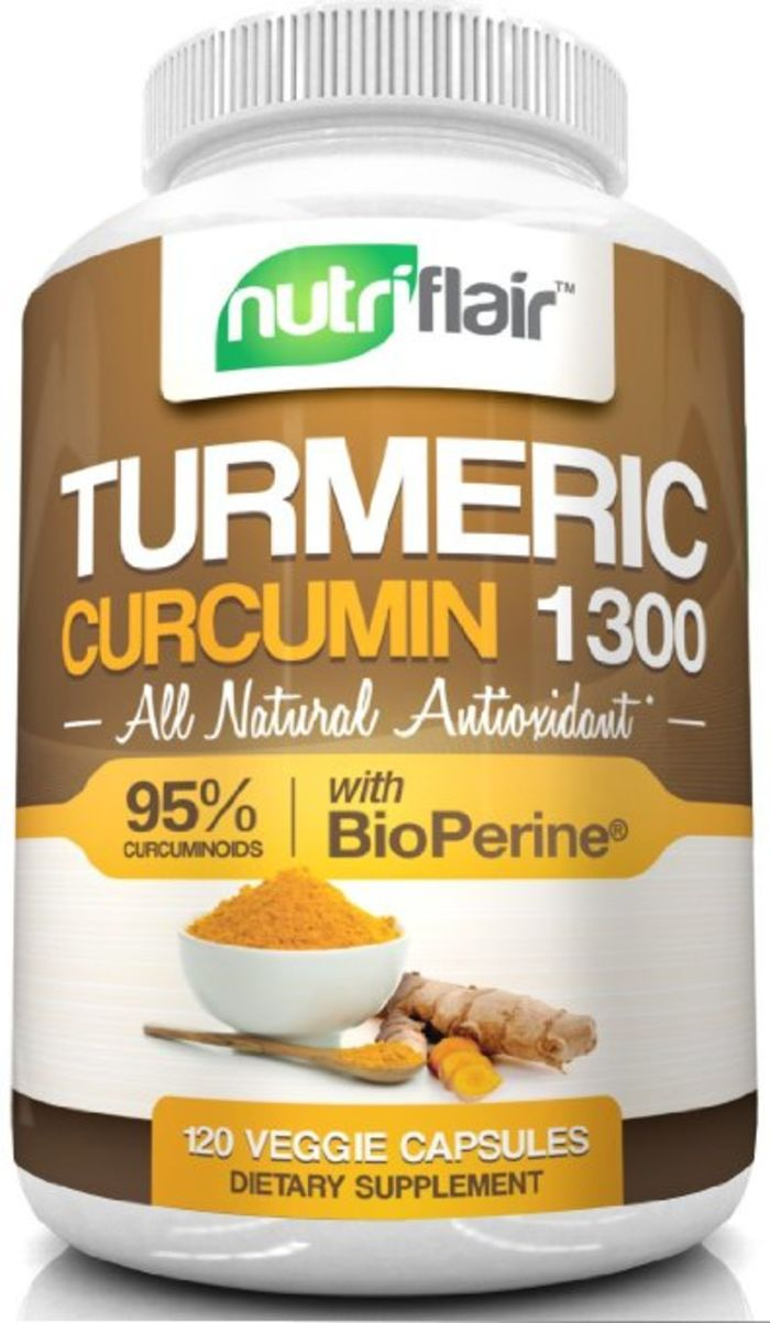 Review Of High Quality Turmeric Curcumin with BioPerine For Diabetes & Weight Loss 2016