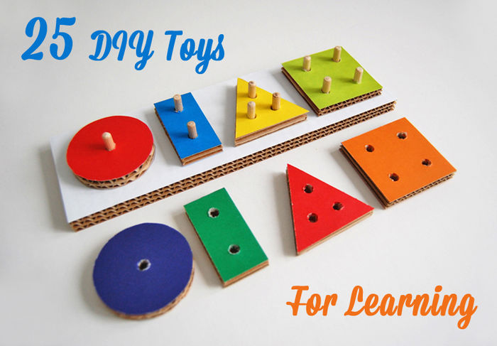 What Are The Best Learning Toys For Toddlers : List of the best educational toys for year old kids in
