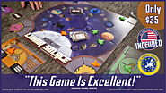 Moonshot: Lunar Solace - A Fast-Paced Dice-Driven Race Game
