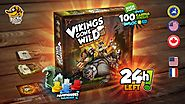 What we're backing | Vikings Gone Wild - The Board Game