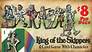 King of the Skippers: A card game with character.