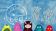 Under My Bed - A Pay What You Want Bluffing Microgame