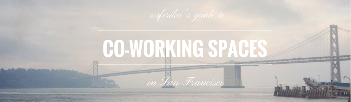 San Francisco co-working spaces