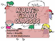 The Best Tips on How to Survive A Multigrade Classroom! | multi-grade class