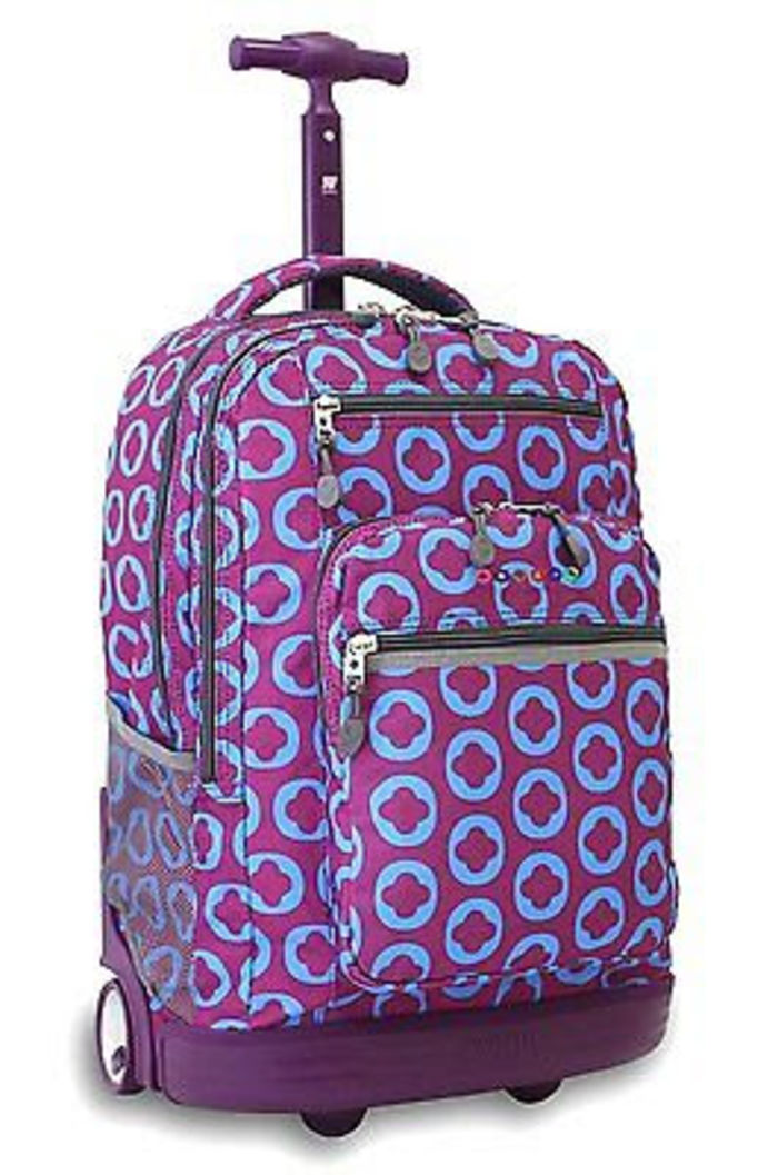 Best Rated Large Rolling Backpacks For College Students