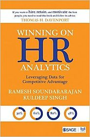 Winning on HR Analytics: Leveraging Data for Competitive Advantage 1st Edition