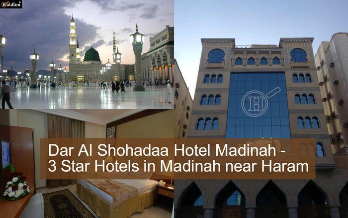 Cheap Hotels In Madinah Near Haram