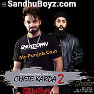 Download Latest Punjabi mp3 songs, single tracks and hindi movies | New Chete Karda 2 Resham Singh Anmol, Fateh MP3 Song Download free