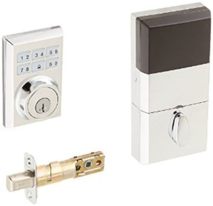 Best Keyless Deadbolt Door Locks 2017 2018 A Listly List