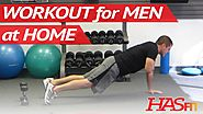 Daily Workouts at Home to Burn Fat & Get Fit | 10 Minute Workout For Men At Home