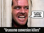 3 Conversion Killing Mistakes SaaS Companies Make All The Time