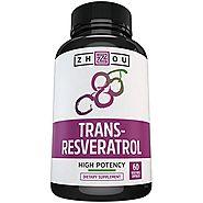 Recommended Resveratrol for Managing Blood Sugar naturally - Reviews and Rating on Flipboard