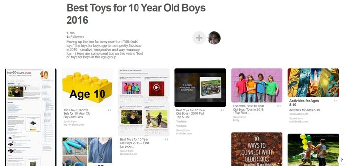 Boys Ages 10 Toys 2017 : List of the best year old boys toys in top