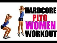 Best Plyo Exercises & Workout Routines | Hradcore Plyometric Workout