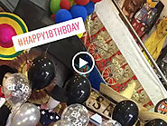 Celebrate becoming Eighteen with the 18th Birthday Decorations available in B...