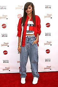 AALIYAH'S LASTING EFFECTS ON STYLE TODAY | Zendaya