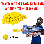 Nerf Rival Ammo - 5 Best Bulk Options if You Want a Deal | 150 Rounds